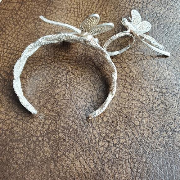 Bracelet and rin